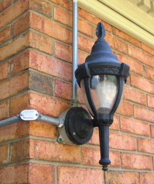 James Dulley Outdoor Security Lighting The 402 411