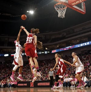 Photos: Wisconsin vs. Nebraska women, 2.15.15