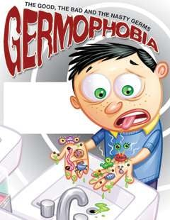 Here S The Dirt On Good Germs Bad Germs The 402 411