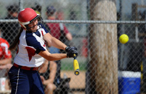 Photos: Norris vs. Northeast softball, 9.27.14