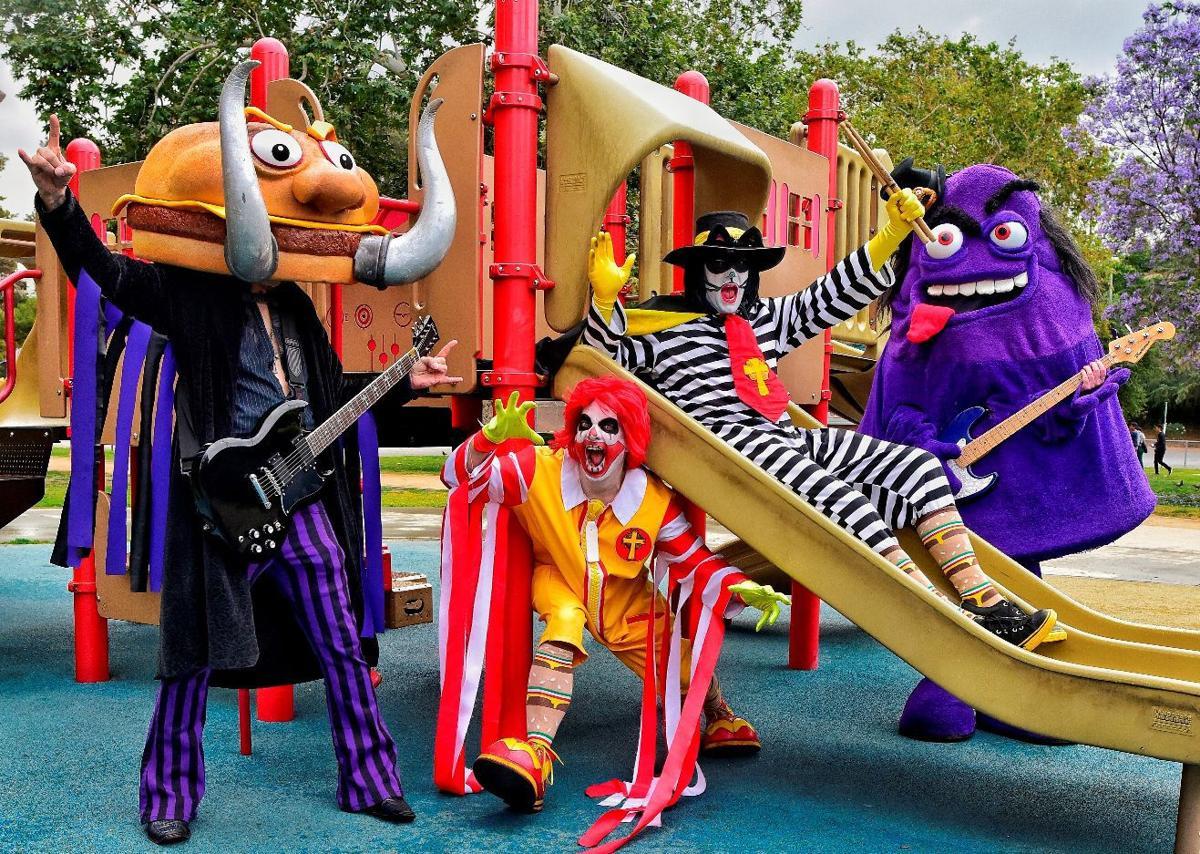 Fast Food Plus Black Sabbath Equals Drive Thru Metal Of