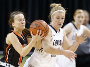 Photos: NAIA women's hoops, Jamestown vs. Concordia, 3.14.15