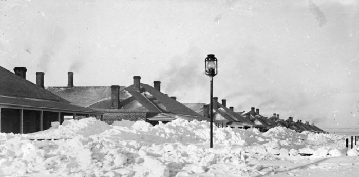 The Schoolhouse Blizzard   Stuff You Missed in History