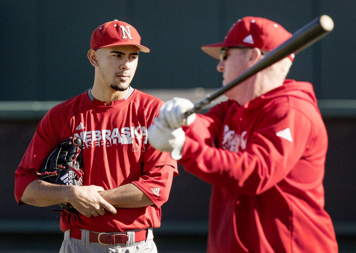 Erstad Says To Do List Not As Long For Huskers Baseball