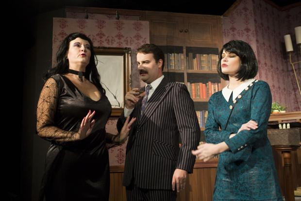 adams family production review The adams family is a very funny film that is very under rated with a great all star cast you get just what you expect, a great comedy the tv show was already funny enough, and then the movie came and i was on the floor laughing.