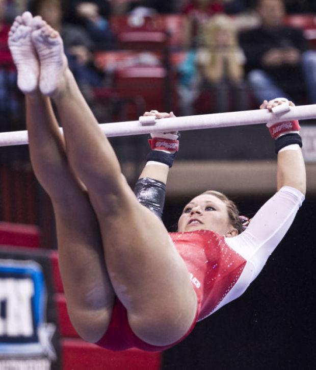 Голые женщины гимнастика 182