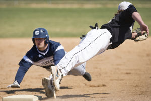 Photos: Concordia vs. Nebraska Wesleyan baseball, 4.3.15