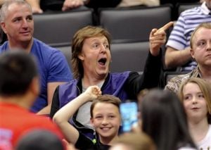 Paul McCartney to play Pinnacle Bank Arena