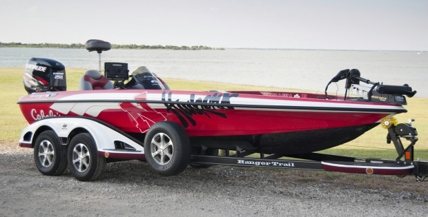 Cabela 39 s supporting the home team recreation for Cabela s fishing boats