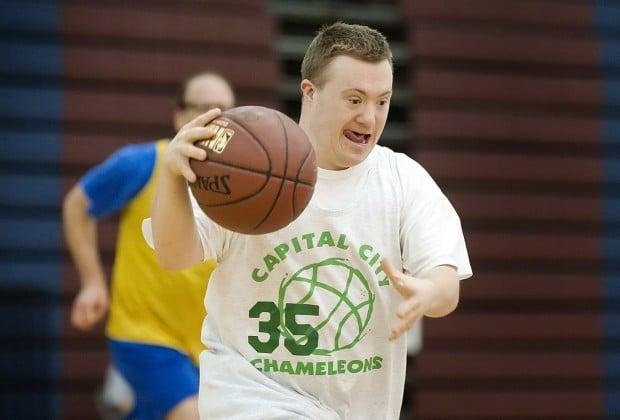 Special Olympics Nebraska State Basketball Tournament