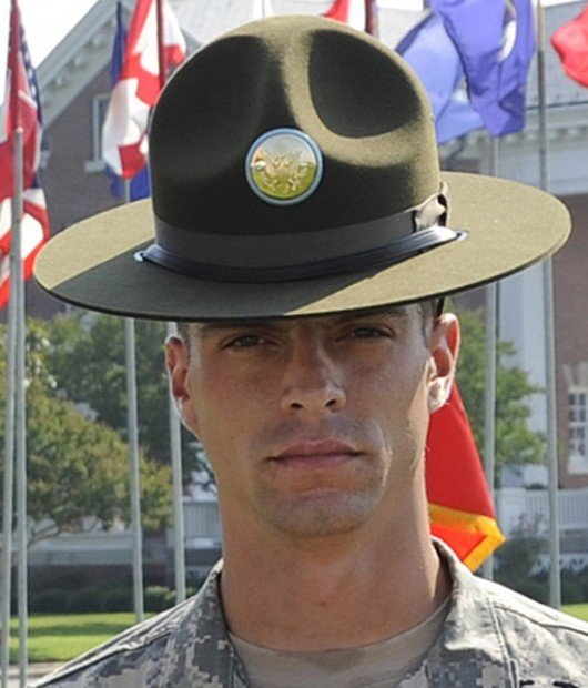 Pius Grad Is Army S Best Drill Sergeant Local