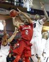 Nebraska Massachusetts Basketball