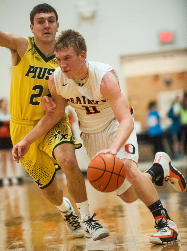 Boys basketball: Cromer a force inside for Beatrice in win vs. Pius X