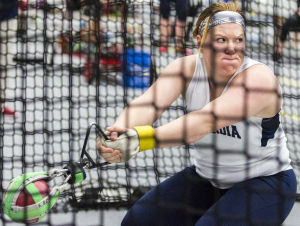 Photos: GPAC indoor track championships, 2.21.15