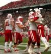 Nebraska vs. Michigan State, 11.3.12