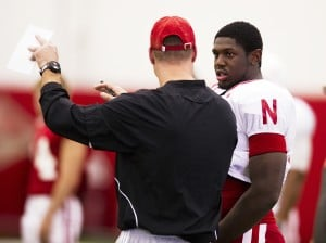 Photos: Nebraska football practice, 9.11.12