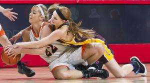 Photos: State girls hoops, Sterling vs. Giltner, 3.7.14