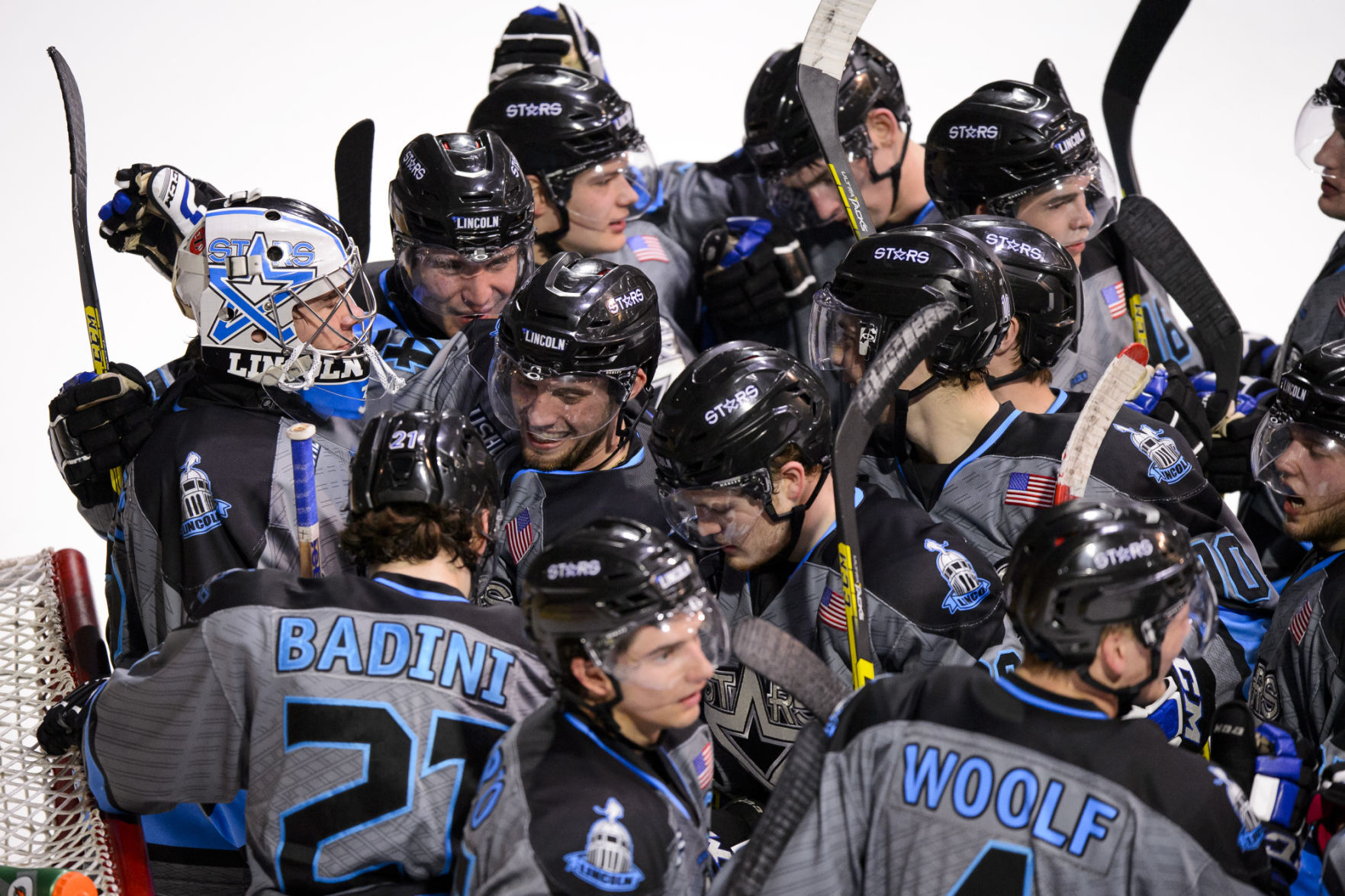 USHL: Stars Let The Good Times Roll, Topping Omaha Before Sellout Crowd