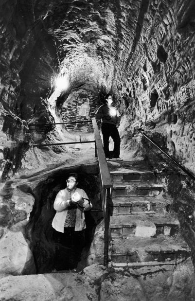 Lincoln Brewery Owner Wants To Resurrect Robber S Cave