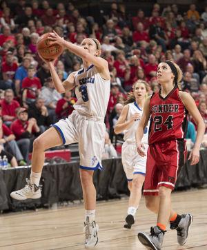 Photos: State girls hoops, Pender vs. Hastings SC, 3.7.14