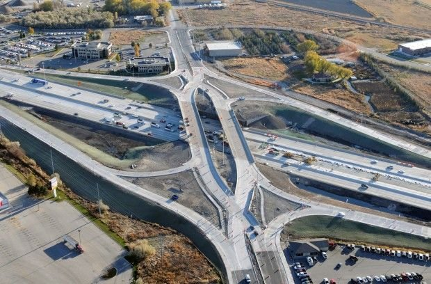 Lincoln To Get State S First Diverging Diamond Interchange