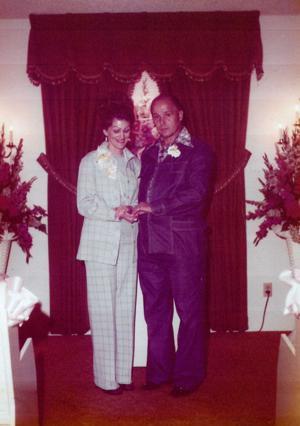 Dexter and Patricia Hilligoss celebrating 40th anniversary!