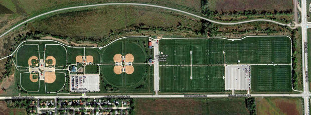 Youth Sports Complex City S Next Big Project