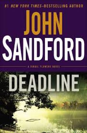 Review: 'Deadline' by John Sandford