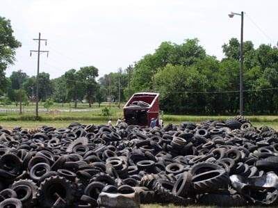 Thousands Of Scrap Tires End Up In Kansas Landfills