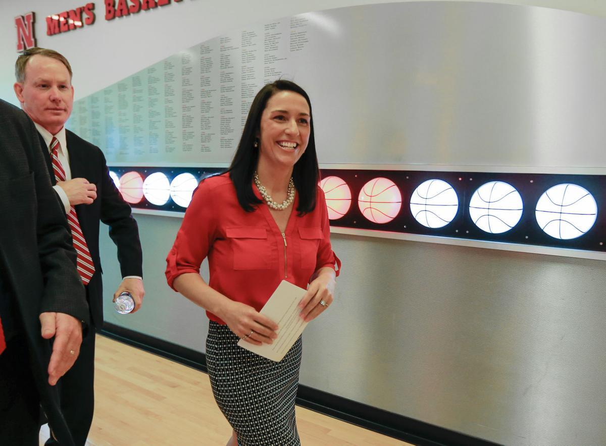 Amy Williams Staff Takes Shape Women S Basketball