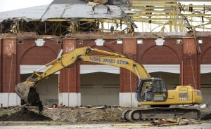 Demolition, renovation progressing at Innovation Campus