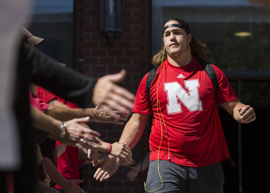 Friday Night Lights Out For Huskers Before Peppy Morning
