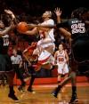 NU Womens Basketball 11.11.2012