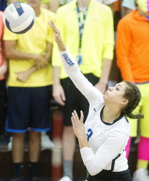 Photos: Southeast vs. Lincoln East volleyball, 9.23.15