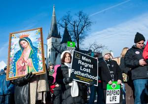 'Move the culture by persuasion,' anti-abortion activists urged at annual Nebraska Walk for Life
