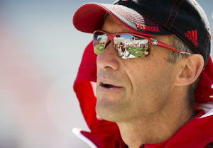 Photos: Nebraska football practice, 4.4.15