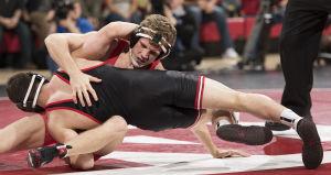 Photos: Rutgers vs. Nebraska, wrestling, 1.25.15