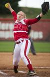 Photos: Illinois vs. Nebraska softball, 5.3.15