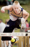 State track: Lincoln Lutheran's Martin gets chance to leave his mark