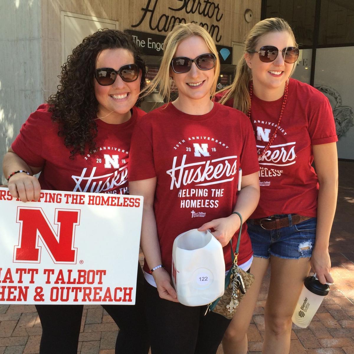 Volunteering In Lincoln Ne: Huskers Helping The Homeless Raises $56,000 For Matt