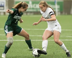 Photos: Girls state soccer, Southwest vs. Southeast, 5.14.15