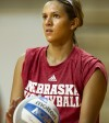 Nebraska volleyball practice