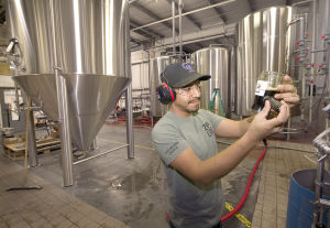 Zipline expansion to more than double brewing capacity