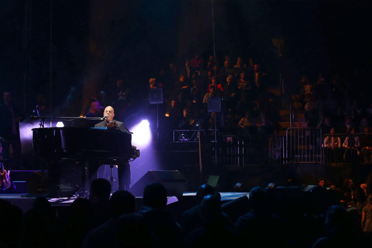 Billy joel is coming to lincoln entertainment for Madison square garden concert tonight