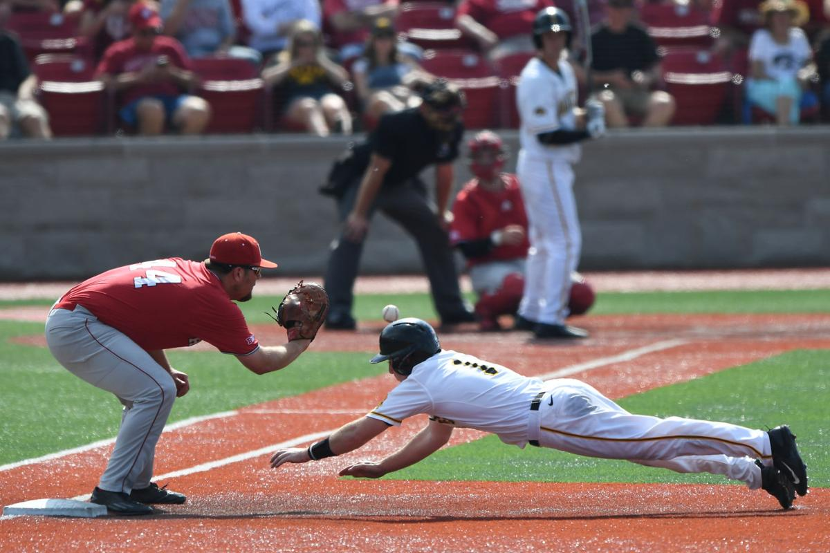 Photos: Huskers battle to stay alive in Big Ten baseball ...