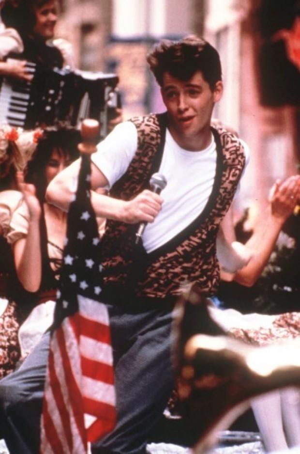 Ferris Bueller Parade Danke Schoen Ferris Bueller Parade Scene