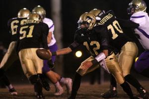 Photos: Aquinas vs. Battle Creek, 11.14.14
