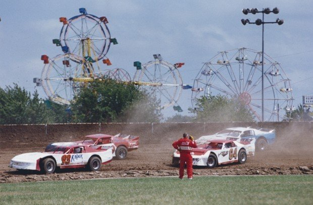Neb Championships May Be Final Auto Races At State Fair