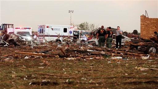 Photos tornado tears through okc suburbs photo galleries
