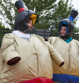 Photos: Fun at the Midwest Foodfest
